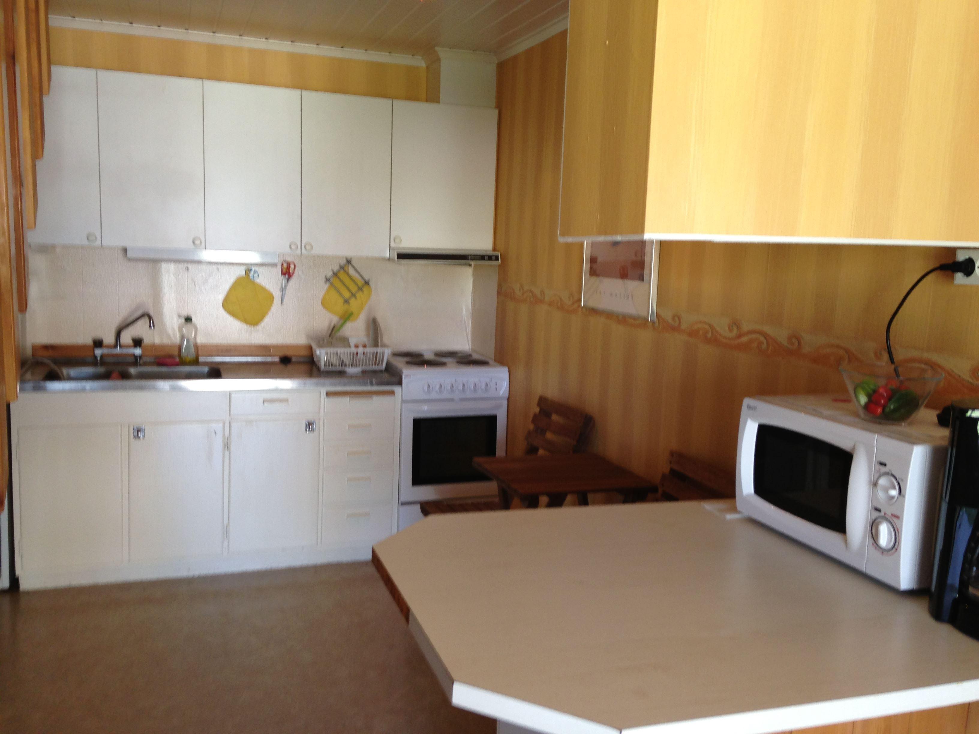 Solbacken- Lägenhet i Fränsta