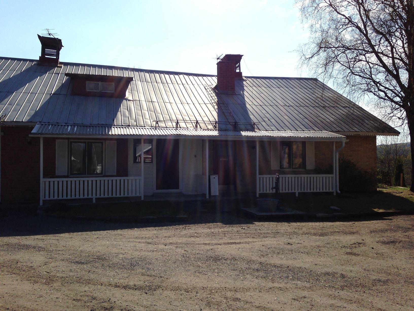 Solbacken- Wohnung in Fränsta