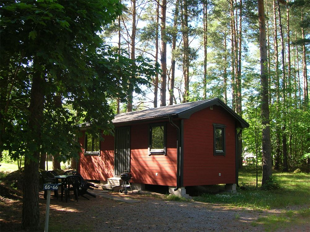 Glyttinge Camping / Stugor