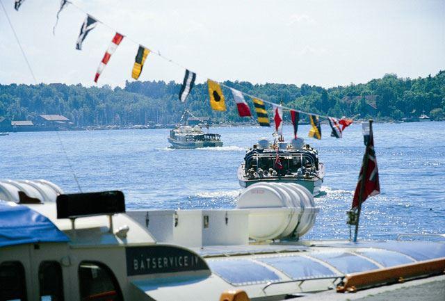 Båtservice Sightseeing