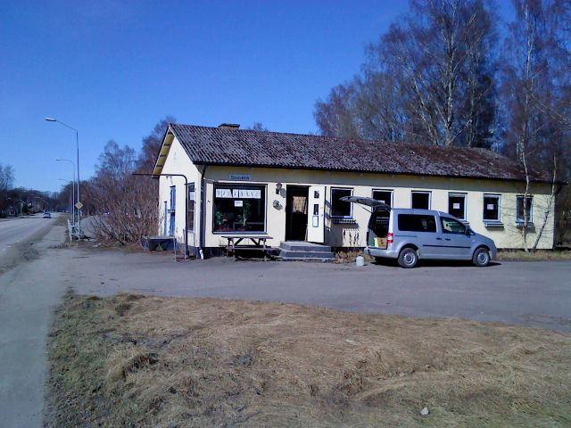 Gula Huset i Urshult, Loppis på Gula Huset i Urshult