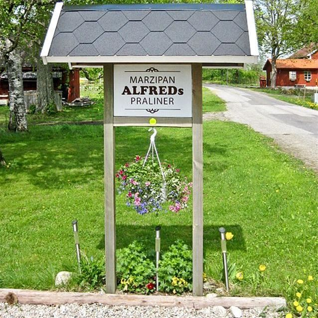 Alfred Kulling,  © Värnamo Näringsliv AB , Chokladprovning hos Alfreds Marzipan & Praliner