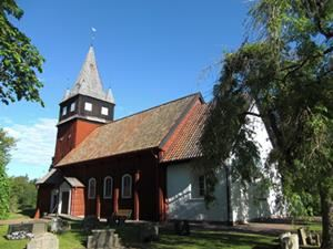 © svenskakyrkan Aneby, Haurida kyrka