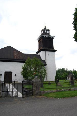 © Angelica Thorin, Bälaryd kyrka