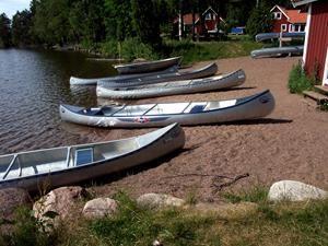 © Aneby Kommun, Kanot-, kajak- och båtuthyrning i Aneby