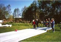 © Claes Malmqvist, Sommarbowling med femkamp