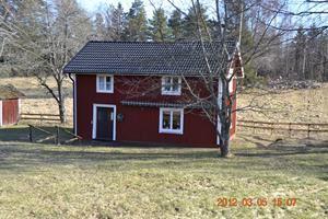 © Maria Elf Svensson, Cottage in Sjöamålen, Askeryd