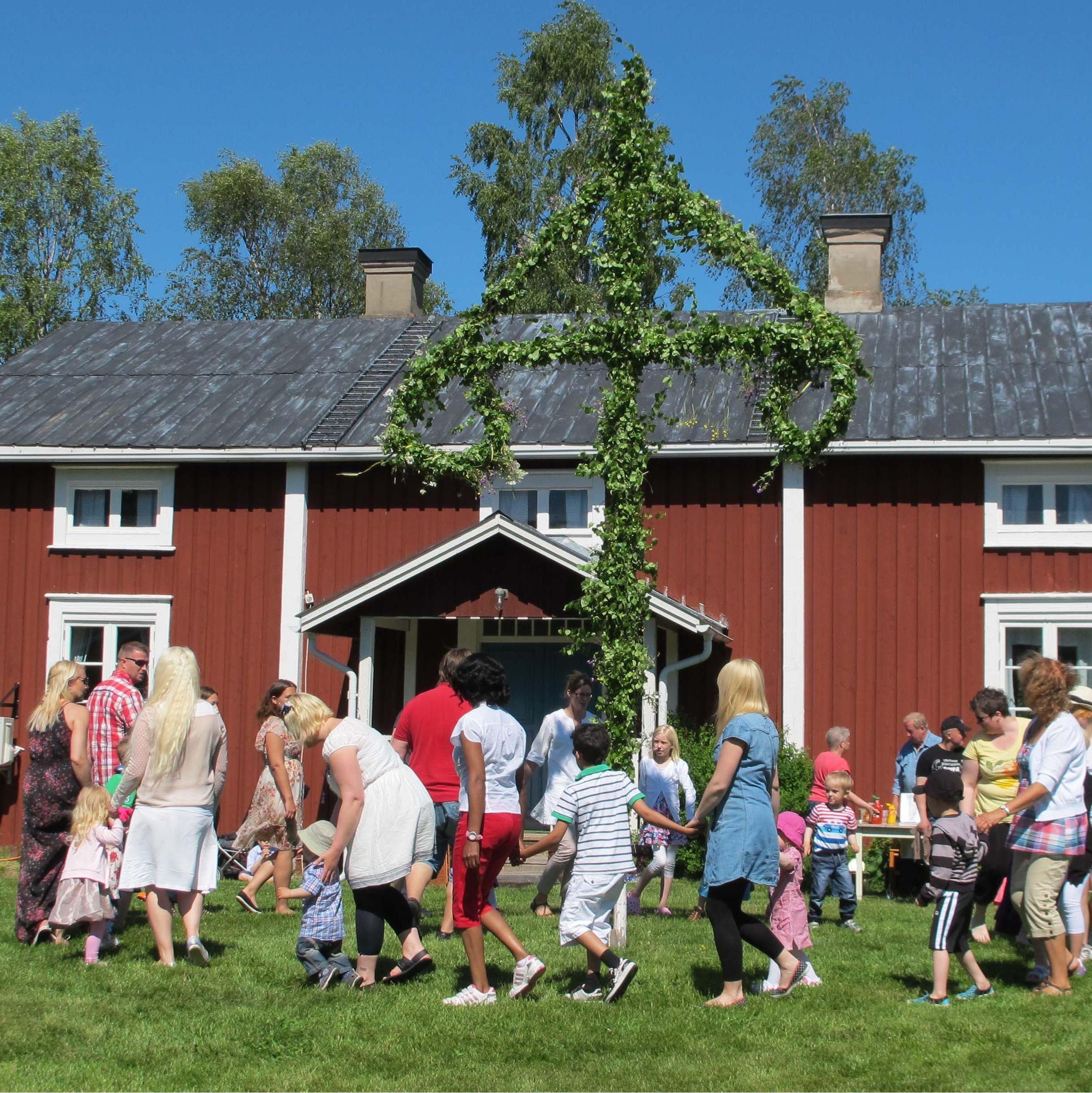 Lena Liljemark,  © Lena Liljemark, Ljustorps Hembygdsgård