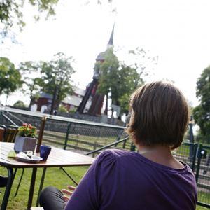 Smålandsbilder AB, Habo, Habo kyrka, vägkyrka