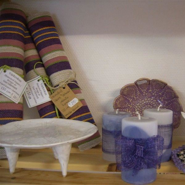 Shop Brorannansdotter: Crafts, café and thriftstore in Ljustorp