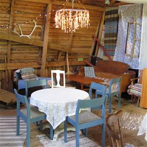 Lena Liljemark,  © Lena Liljemark, Shop Brorannansdotter: Crafts, café and thriftstore in Ljustorp