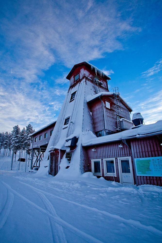 Malå Hotell & Ski Event, campingstugor