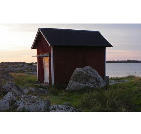 Sturkö Åboar- Flakskär Hütten