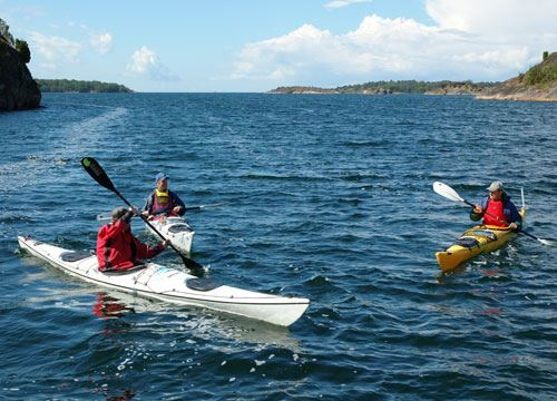 Rent a kayak 24 hours, weekend or week