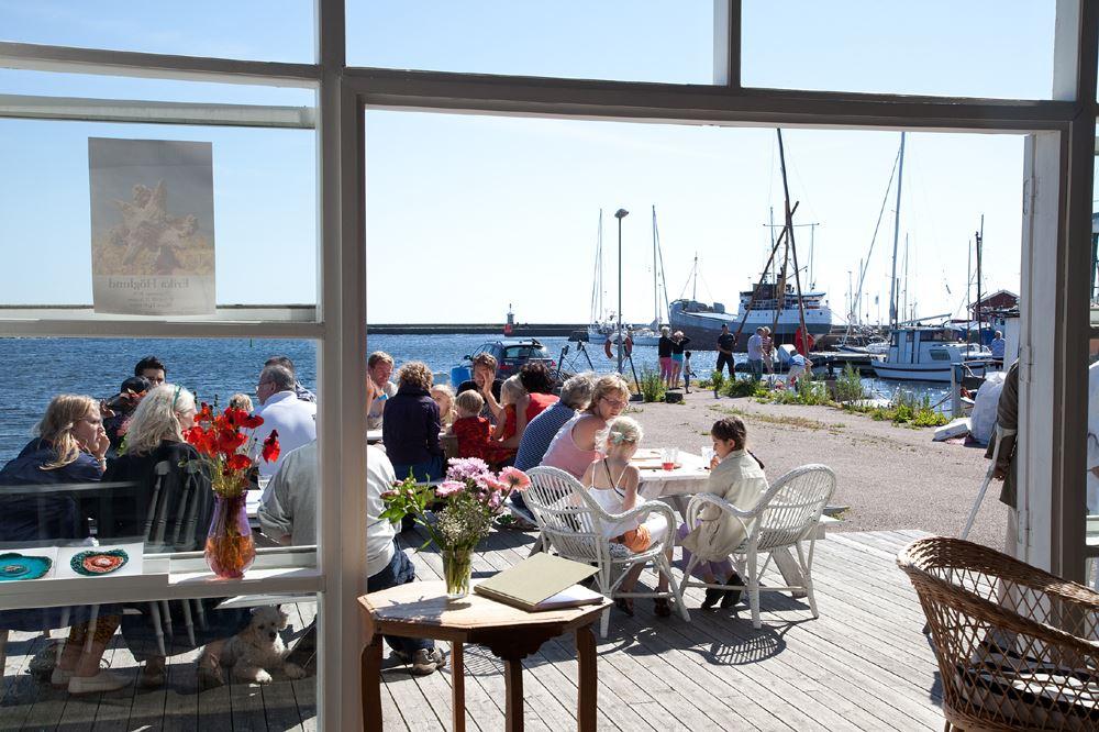 Galerie und Café Båthuset