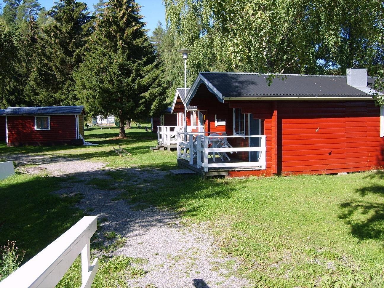 Stöde Camping / husvagns- och tältplatser