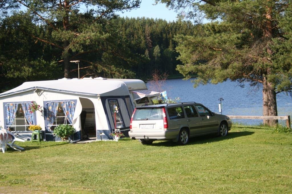 Stöde camping / stugor
