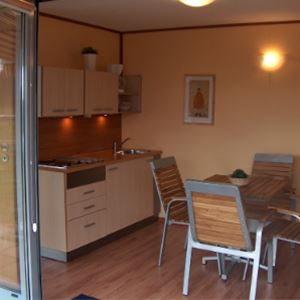 Cottage BOHUS (4 beds, 26,5 m², WC/shower)