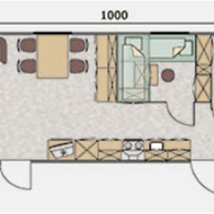 HEMSÖ (6 beds, 40 m², WC/shower)