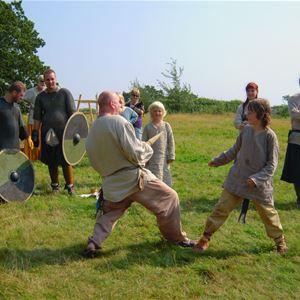 Vikingabyn Valshall