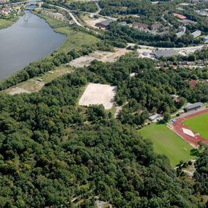 Karlskrona Idrottsplats (Västra Mark)