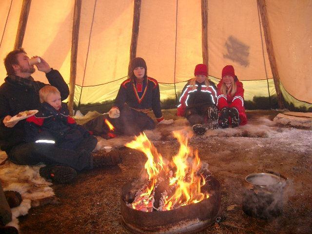Eva Conradzon,  © Eva Conradzon, Samiska veckan
