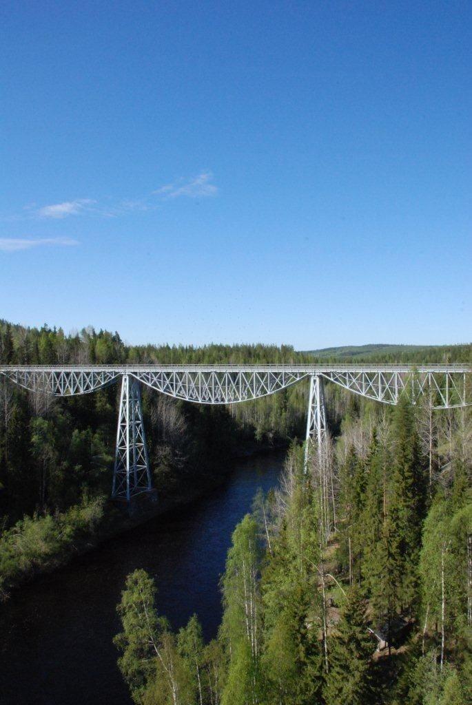 © Nordmalings kommun, The Tallberg Bridges