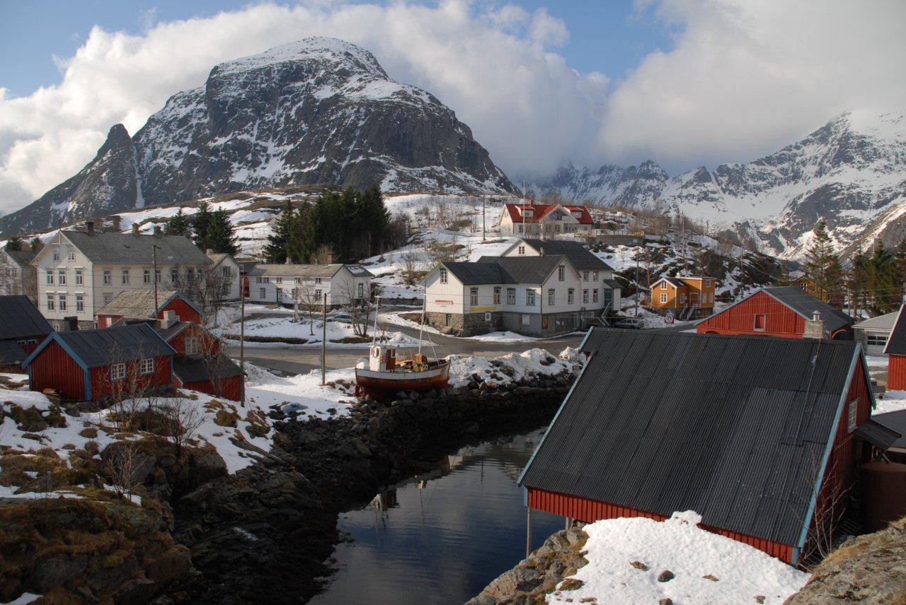 © Museum Nord, Norsk Fiskeværsmuseum, Norwegian Fishing Village Museum Å