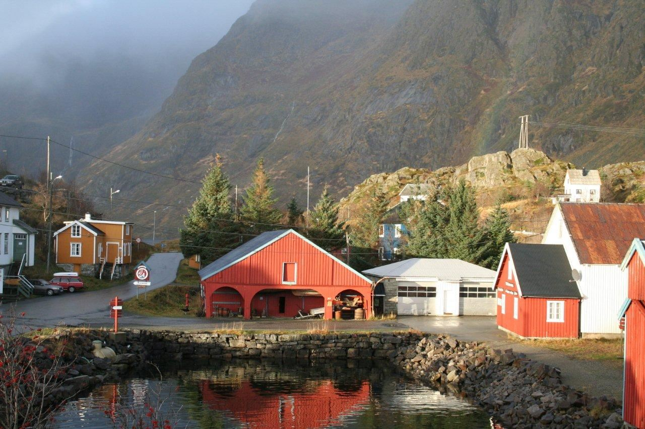 © Ottar Schiøtz, Norwegian Fishing Village Museum Å