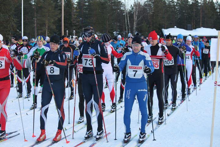 Sundsvall Skiweekend - Anmälan 3 x lopp