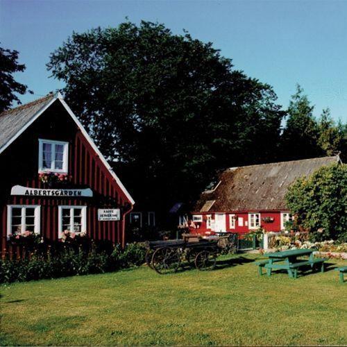 Albertsgårdens kaffestuga