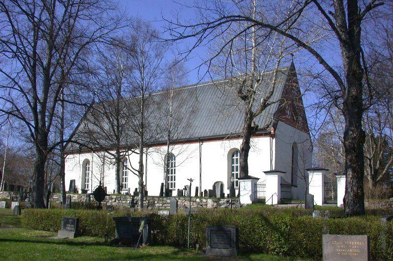 Backens kyrka