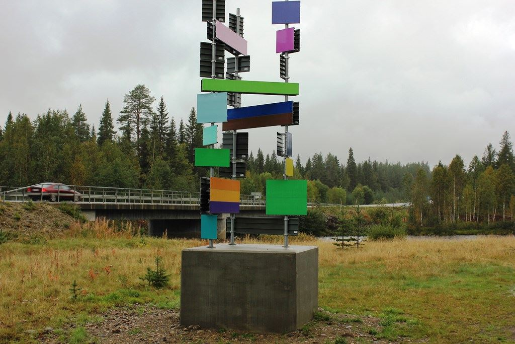 The Seven Rivers Art Route