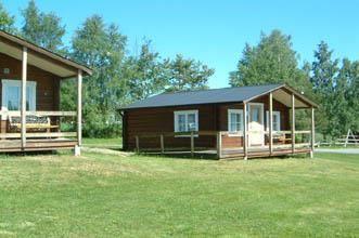 Åmsele Campng,  © Åmsele camping, Åmsele camping, stugor