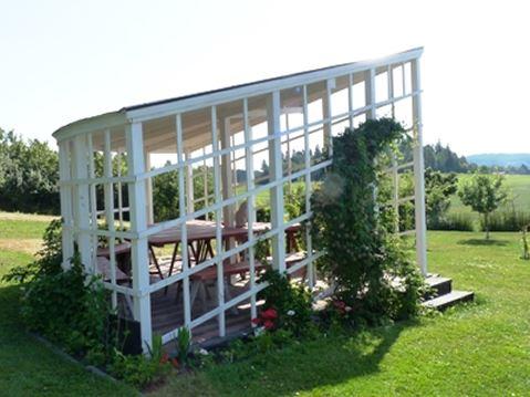 Bergabacken Pelargonmuseum