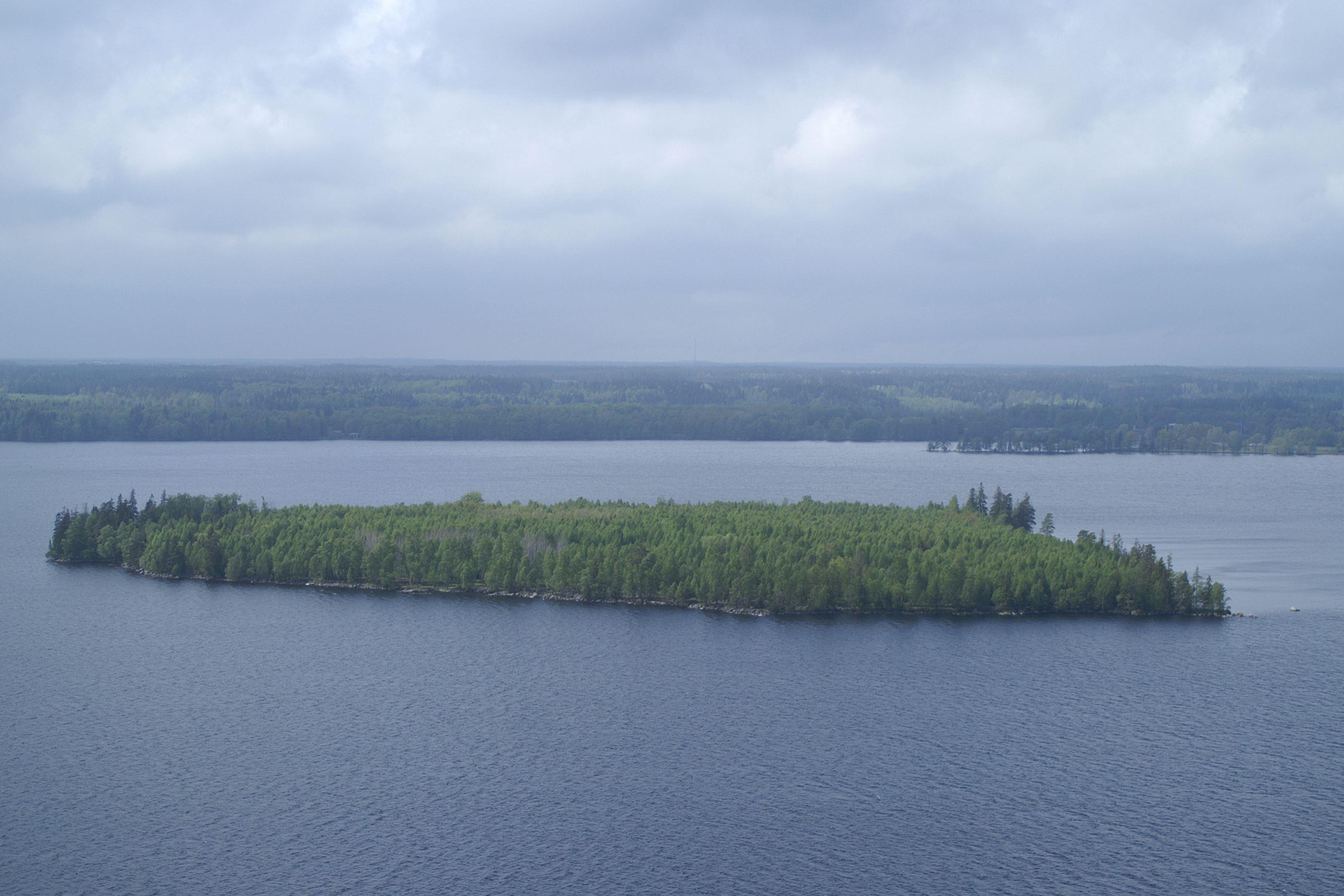Nature reserve Ramsö