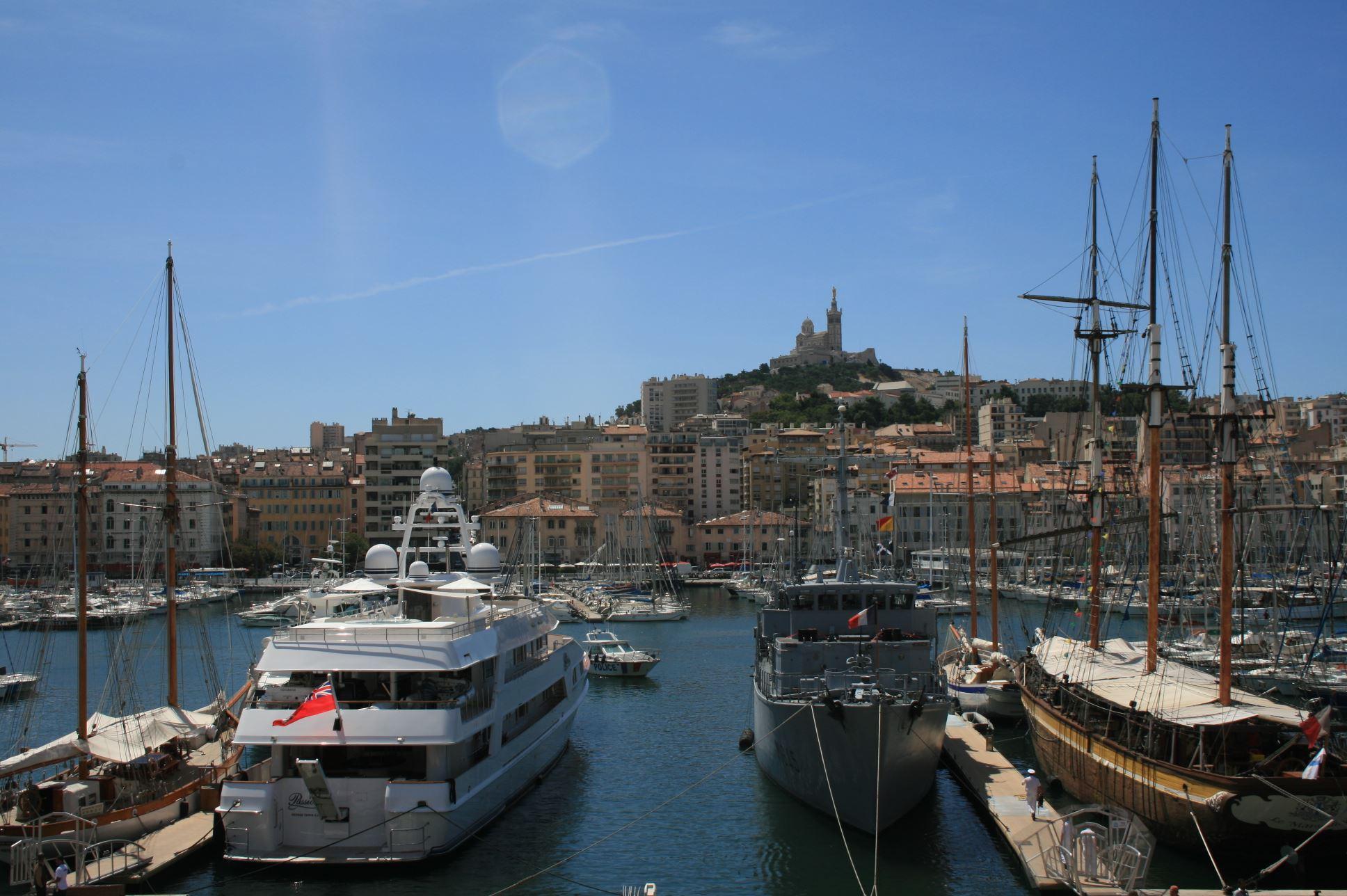 Marseille 26 siècles d'histoire