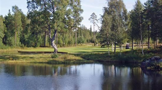 Umeå turistbyrå,  © Umeå turistbyrå, Norrmjöle Golfplatz