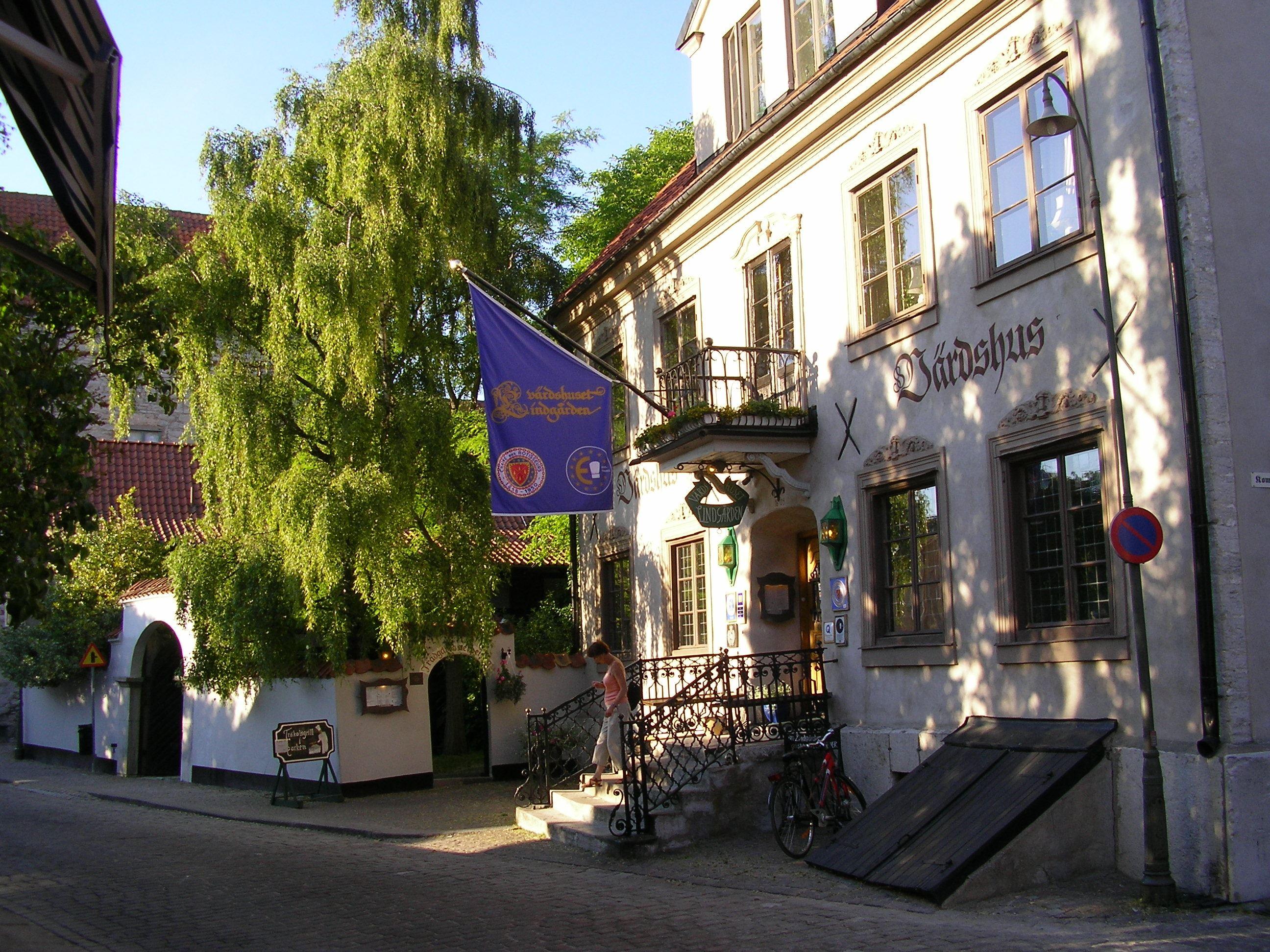 Hotell Lindgården