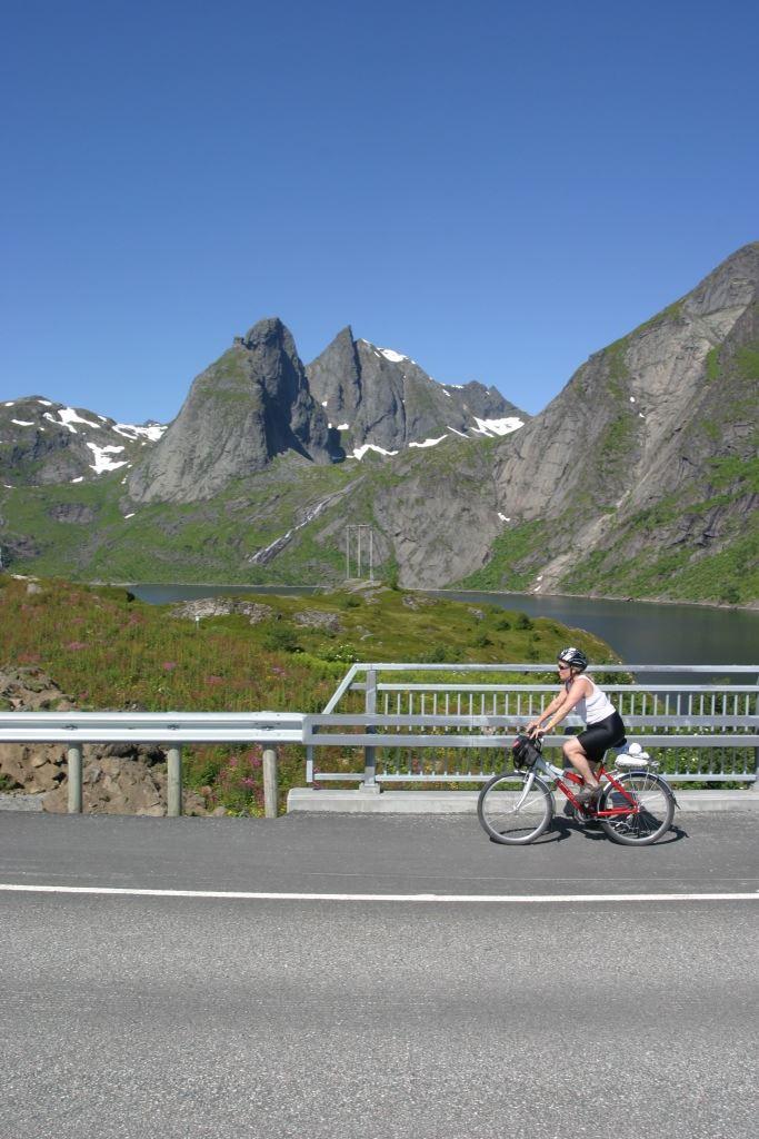 Fly & Bike i Lofoten - Sykkelutleie Svolvær, Lofoten Aktiv