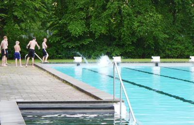 Bjuv Outdoor Swimming Pool