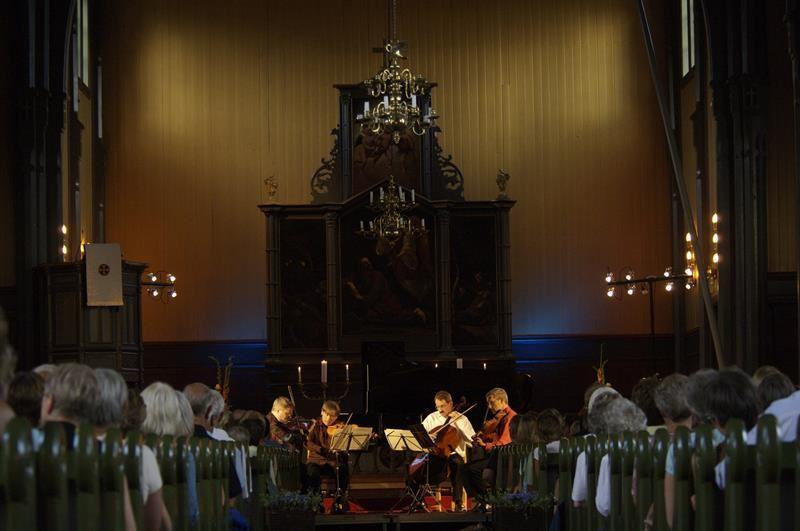 © Lofoten Internasjonale Kammermusikkfest, Lofoten Internasjonale Kammermusikkfest