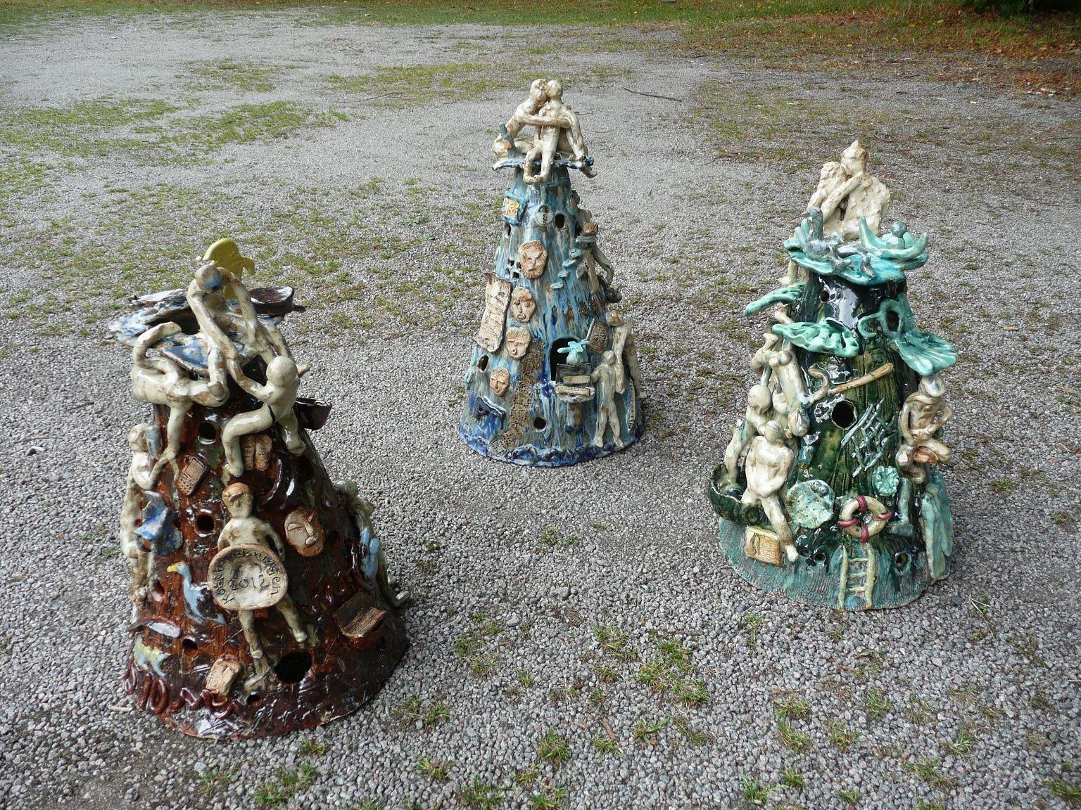 Känslans Verkstads Keramikskola