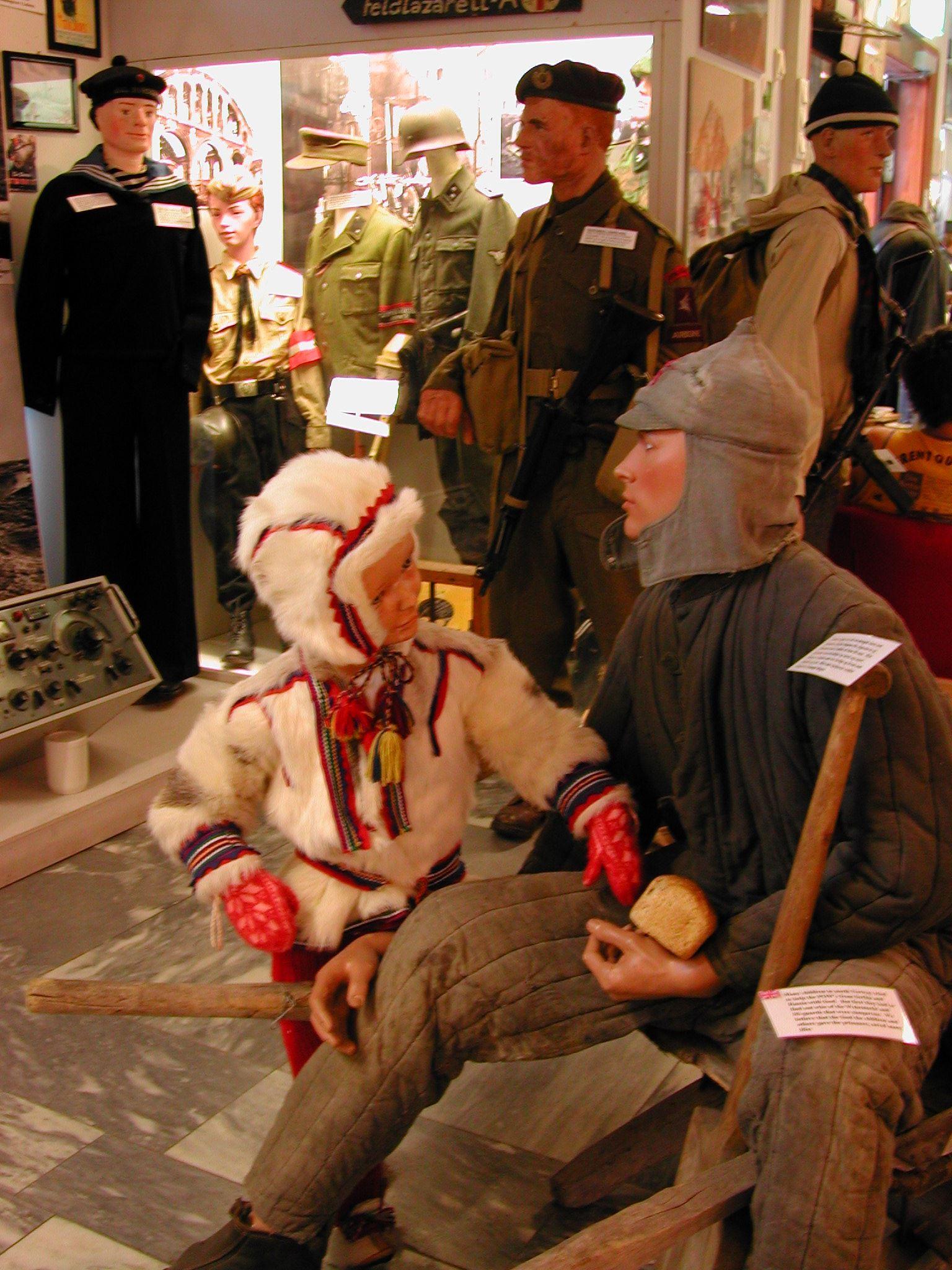© Lofoten Krigsminnemuseum, Lofoten War Memorial Museum