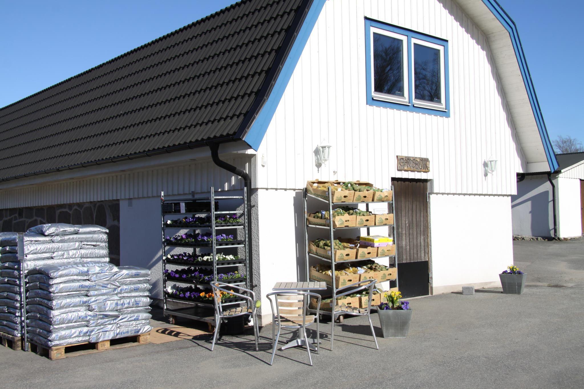Olsängspotatis gårdsbutik