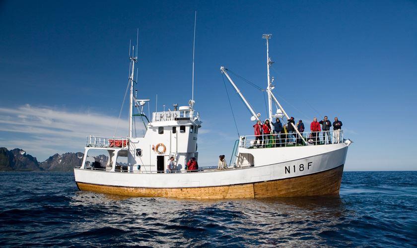 Fisketur Nusfjord