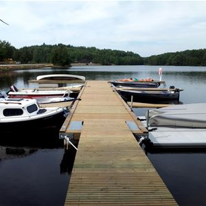 Långsjön Stugor & Camping / Camping