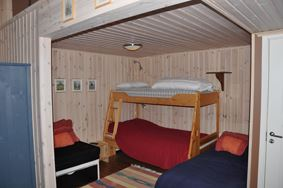 Private cabin Tärnaby