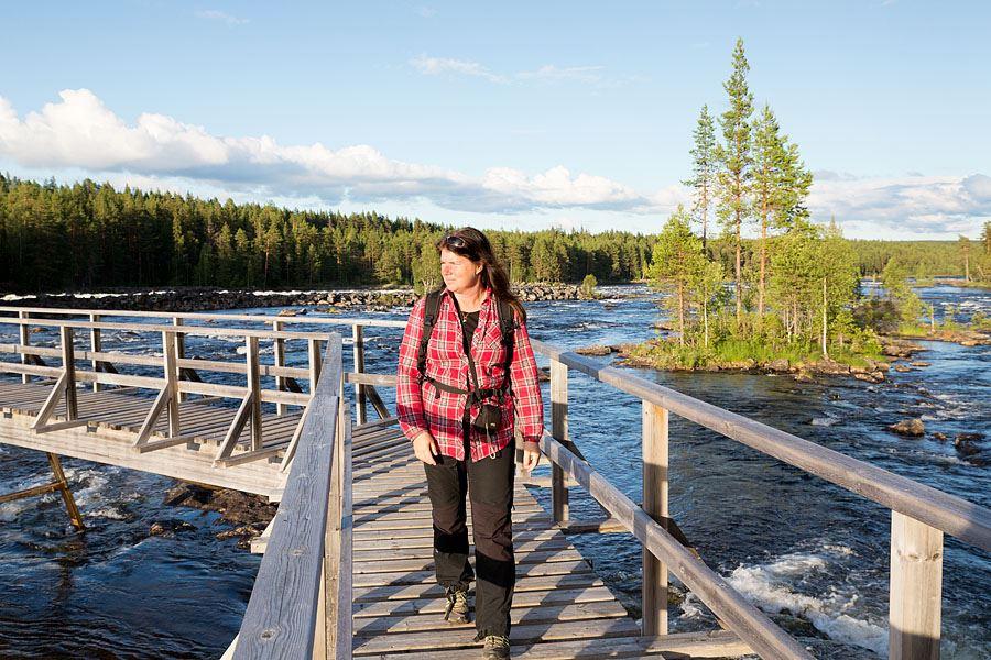 Calle Bredberg,  © Umeå Turistbyrå, Mårdsele bro