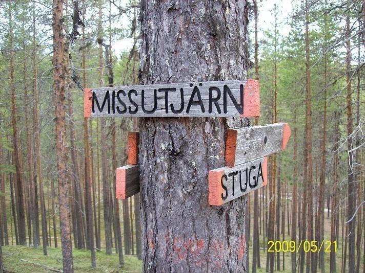 Friluftsfrämjandet,  © Umeå turistbyrå, Isälvsleden
